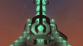 BOUNDLESS (Oort online). Bridge and ancient tower. Watch to the end =)