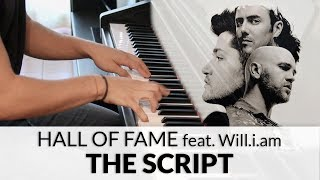 The Script - Hall of Fame feat. Will.i.am | Piano Cover
