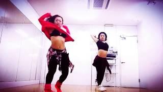 Yemi Alade - Tumbum / afrobeats choreography by Chiaki and Arisa