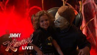 Kids React to Halloween's Michael Myers