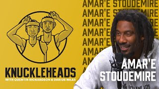 Amar'e Stoudemire Joins Q & D | Knuckleheads S2: E8 | The Players' Tribune