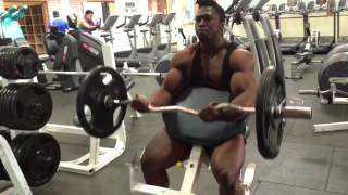 Kwame Duah - Crazy Biceps Workout