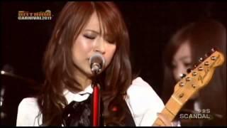 Scandal- Shoujo Scandal LIVE concert