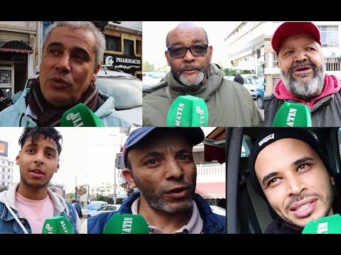 Video : Derby de Casa : le match des supporters a déjà commencé