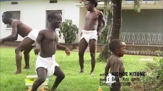 ghetto madness dancing Bwojo  by  Nichoe Kitone 2