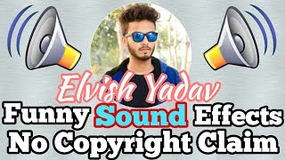 funny sound effects used by Famous Youtubers | Bb ki vines, ashish chanchlani, amit bhadana (Part 3)