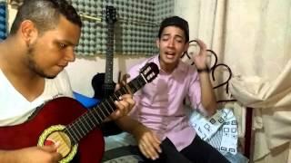 Busco alguien que me quiera - el afinaito cover by: Jaff Regino y Jeimys en la Guitarra