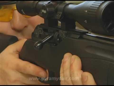 Video: Hammerli 850 air rifle - Airgun Reporter Episode #13   Pyramyd Air