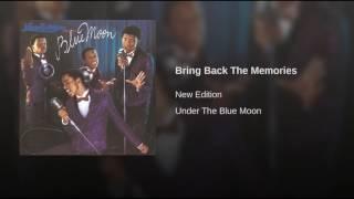 Bring Back The Memories
