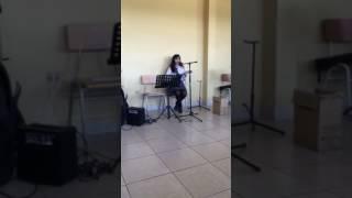 Si tu me quisieras - Mon Laferte | cover ukelele (fail)