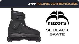 Razors SL Black Skates 2018
