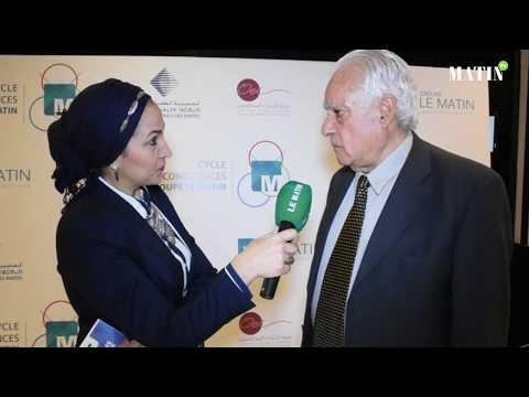 Video : Les Matinales de la Fiscalité : déclaration de Mohamed Berrada