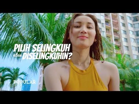Download Video Pilih Selingkuh Atau Diselingkuhin Oleh ANDREA Aylin? | Q&A Juara Miss POPULAR 2017 | Next Top Model