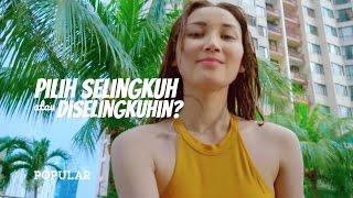 Pilih Selingkuh atau Diselingkuhin Oleh ANDREA Aylin?   Q&A Juara Miss POPULAR 2017   Next Top Model width=