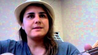 Deixo - Ivete Sangalo (Mari Barcellos cover)