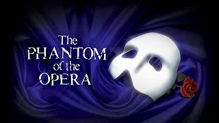 PHANTOM OF THE OPERA - Think of Me (KARAOKE) - Instrumental with lyrics on screen