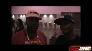 #GEDOREPORT Owner - Curt 400 & UGK's very own Bun B. Live Interview - 2008