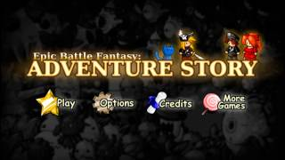 Klagmar's Top VGM #1,085 - Epic Battle Fantasy: Adventure Story - Those of Us Who Fight!