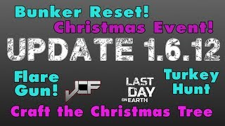 Last Day on Earth: Update 1.6.12 Christmas Update (v.1.6.12) (Vid#82)