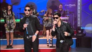 RKM y Ken-Y - Mas Esta Noche Tonight en Mega HD [Live]
