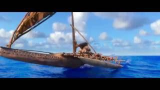 Moana: Un mar de aventuras - Vistazo Exclusivo