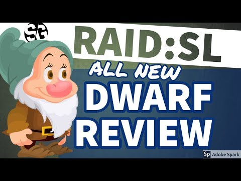 [RAID SHADOW LEGENDS] REVIEWING ALL THE NEW DWARVES