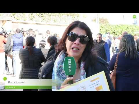 Video : Drame d'Imlil: Marche de solidarité avec les victimes
