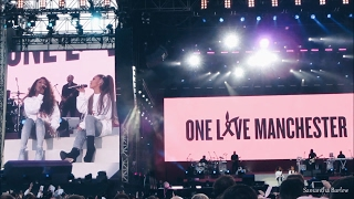 "Ariana Grande&Victoria Monet - Better Days (HD) Live ""One Love"" Manchester 4.6.17 