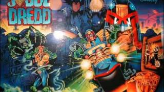 Main Play - Pinball Music - Judge Dredd