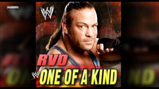 "WWE: ""One Of A Kind"" (Rob Van Dam) Theme Song + AE (Arena Effect)"