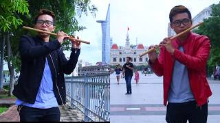 Flute Cover | Luis Fonsi - Despacito ( cover by Đinh Nhật Minh ) Vietnamese Bamboo Flute