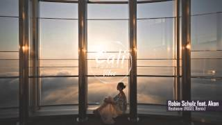 Robin Schulz feat Akon - Heatwave (HUGEL Remix)