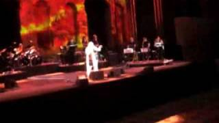 Sometimes when we touch - Demis Roussos - Athen concert 25th June 2010