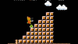 Original Super Mario Bros - Infinite Lives - Turtle Tipping
