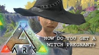 How do you get a witch pregnant?