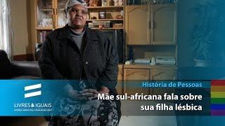 A história desta mãe sul-africana vai partir seu coração