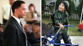 Former Panthers WR Rae Carruth Apologizes for Murder of Baby's Mother & Causing Son's Cerebral Palsy width=