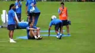 Ronaldinho Tricks Brasil Camp Weggis Switzerland