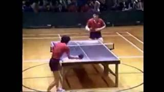 Ping pong unbelievable speed