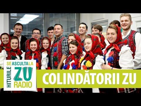 Colindatori la ZU - Ziurel de ziua (Live la Radio ZU), cu ASCOR Baia Mare