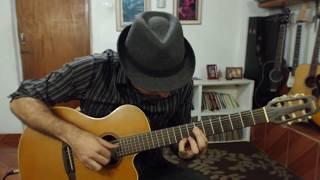 """Heitor Pereira - """"Valsa de Eurídice"""" - Guitar Cover by Reinaldo Andrade"""