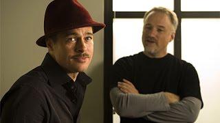 David Fincher and Brad Pitt on Fight Club