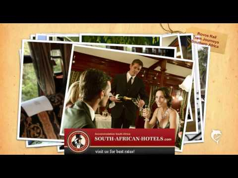 Rovos Rail Africa – The Most Luxurious Train in the World