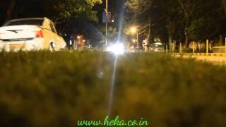 12' O Clock midnight, Night traffic at Indiranangar, Bangalore
