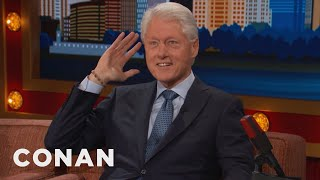 What President Bill Clinton Misses About Being President