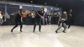 Toofan ft Patoranking - My girl - Lionel Afrobeatz choreo
