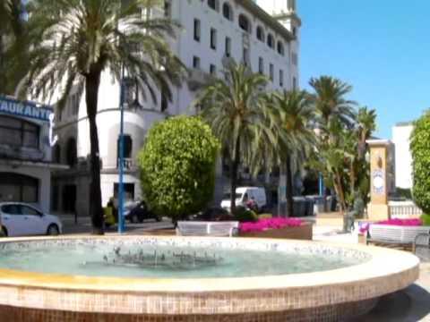 Ceuta ou Sebta  2011  enclave espagnole à coté du Royaume du Maroc
