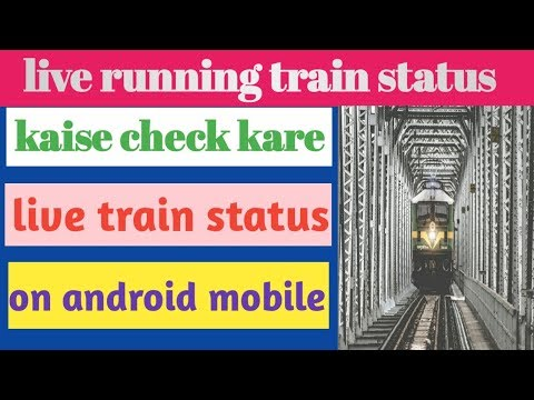 Download thumbnail for how to track train location in