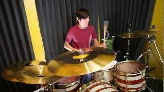 Sean Ransonet-Memphis May Fire-The Victim (Drum Cover)