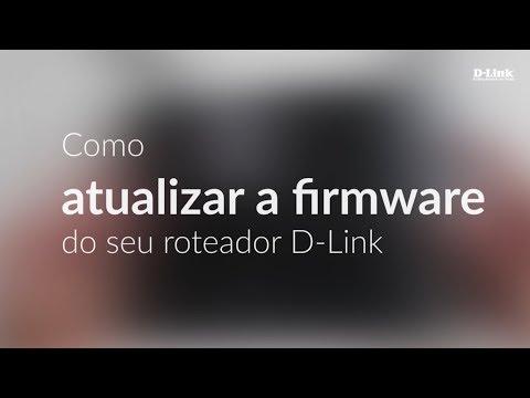 Como atualizar a firmware do seu roteador